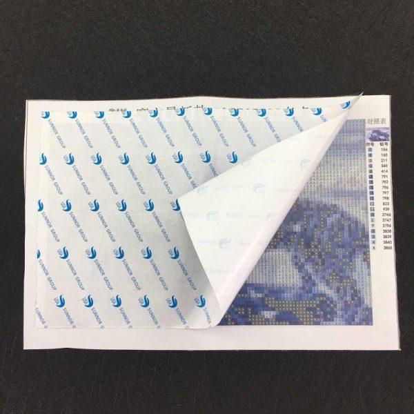 Схема на Диамантен Гоблен